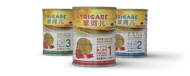 Tricare Gold Infant Formula